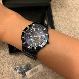 Guess Navy Watch